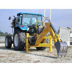 Moris Series 6 Backhoe Agriculture, Tractors, Building, Buildings, Construction