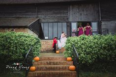 Autumn wedding at The Great Barn in Rolvenden Kent. Rustic barn wedding. Photography by Penny Young Photography.