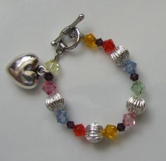 Spoiled- Baby Bracelet by Heart Shaped Box
