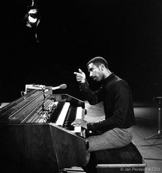 Jimmy Smith and a B-3 organ