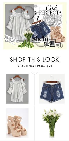"""""""Untitled #85"""" by jasmila31 ❤ liked on Polyvore featuring Whiteley, WithChic and NDI"""