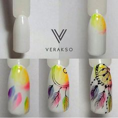 Having short nails is extremely practical. The problem is so many nail art and manicure designs that you'll find online Uv Gel Nails, Diy Nails, Cute Nails, Pretty Nails, Acrylic Nails, Nail Drawing, Nail Art Techniques, Nail Decorations, Easy Nail Art