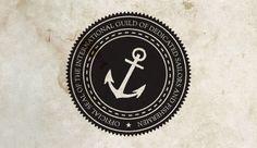 Logo Design Trend Showcase: Retro Emblems & Badges