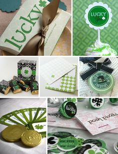 St. Patty's Day Printables