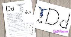 Free Printables and craft ideas for toddlers and Grade R. Alphabet worksheets in English and Afrikaans as well as Free Printable birthday invitation templates. Grade R Worksheets, Alphabet Worksheets, Alphabet Activities, Preschool Worksheets, Printable Alphabet Letters, Alphabet For Kids, Teaching Activities, Preschool Learning, Preschool Ideas