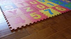 ABC Floor Puzzle – The Perfect Foam Play Mat Now Reduced on Amazon!