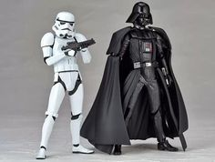 $21.80 (Buy here: https://alitems.com/g/1e8d114494ebda23ff8b16525dc3e8/?i=5&ulp=https%3A%2F%2Fwww.aliexpress.com%2Fitem%2FRevoltech-Star-Wars-Darth-Vader-001-Stormtrooper-002-PVC-Action-Figures-Collectible-Model-Toys%2F32328147837.html ) Revoltech Star Wars Darth Vader 001 Stormtrooper 002 PVC Action Figures Collectible Model Toys for just $21.80