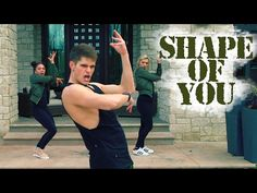 Ed Sheeran - Shape Of You | The Fitness Marshall | Cardio Concert - YouTube
