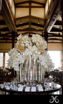 Wedding, Centerpiece - these will line the aisle