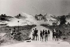 Le bombardement de Trang Bang, le 8 juin 1972 1200 × 805