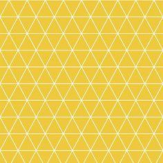 Papier peint géométrique triangles jaunes Paper Fashion, Gold Fashion, Wood Texture, Paper Texture, Glittery Wallpaper, Brick And Wood, Marilyn Monroe Art, Triangles, Home Deco