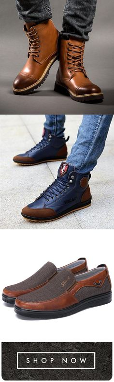 Gentleman Big Size 46 Autumn Winter Warm Cotton Men Leather Boots Fashion Ankle Lace Up Shoes Footwear Casual New 2018 Xx-508-4 To Reduce Body Weight And Prolong Life Work & Safety Boots