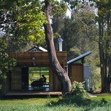 Kempsey Guest Studio, Kempsey, Australia, Glenn Murcutt, 1992