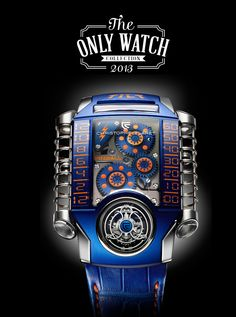 Christophe Claret - Pinball A unique piece for Only Watch 2013 - WtheJournal - all about high-end watches Cheap Gold Watches, Luxury Watches For Men, Dream Watches, Sport Watches, Ladies Watches, Amazing Watches, Cool Watches, Unusual Watches, Fossil Watches
