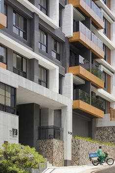 Gallery - Apartment Complex in Qiyan / LRH Architects - 11