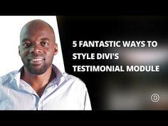 5 Fantastic Ways You Can Style Divi's Testimonial Module   Elegant Themes Blog