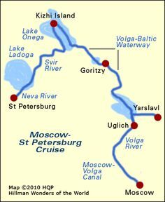 Uniworld Paris  the Heart of Europe River Cruise Map  for