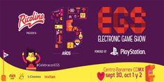 Ya se cumplen 15 años de vivir grandes experiencias y emociones de EGS para atraer a los amantes de los videojuegos, youtubers, gamers, cosplayers, etc.