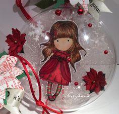 Stelyanna : Piccole Gorjuss natalizie...