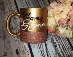 Ideas Wedding Gifts For Bride And Groom From Friend Mornings Wedding Gifts For Bride And Groom, Mother Of The Groom Gifts, Bride Gifts, Asking Bridesmaids, Will You Be My Bridesmaid, Best Graduation Gifts, Good Morning Gorgeous, Couple Mugs, The Perfect Girl