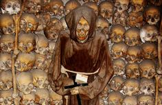 Roman Catacombs, the Eternal City's underground burial chambers where long winding passages unfold millennia of history among tombs and inventive handmade memorials, taking you to a time when Christianity was considered a simple cult whose members were executed as pagans and buried as martyrs.