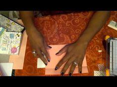 Vídeo. Mini con bolsas de papel Parte 1