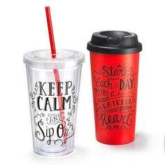 Based on our best-selling inspirational mug set from the Holiday and Spring Magalogs, this set features 2 new designs for summer! Regularly $14.99, shop Avon Living online at http://eseagren.avonrepresentative.com
