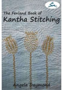 Kantha stitching book