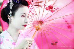 Geisha by candyyam, via Flickr