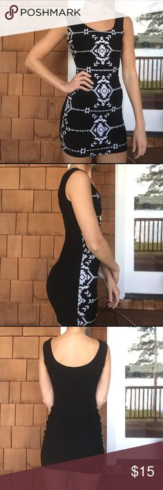 Big butt dress!!  This dress will makes your booty look AHH-mazing!!! I've gotten SO many complements every time I've worn it!! Xhilaration Dresses Mini