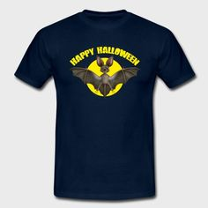 HAPPY HALLOWEEN - BAT - 2.0 T-Shirt | CMI | ANLÄSSE