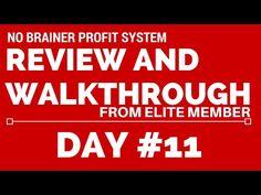 No Brainer Profit System / Vlog - Day #11 / Complete Autopilot! - YouTube