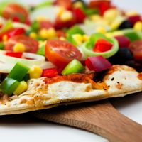 Healthy Pizza Makeovers
