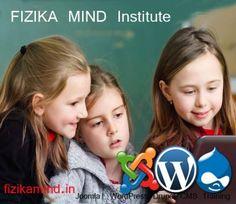 Joomla! WordPress Drupal CMS Training | FIZIKA MIND Institute
