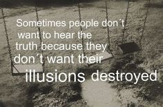 """The reason not everyone gets it. Google """"cognitive dissonance."""""""