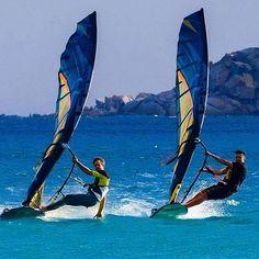 alberto and andrea #point #point7sail #point7windsur #instafame #worldofwindsurfing