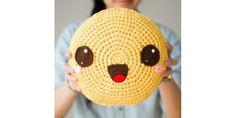 Smiley, Crochet Hats, Amigurumi, Knitting Hats, Smileys, Emoticon