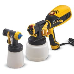 Shop Wagner  Flexio 590 Kit Cup Fed 6-PSI Handheld High-Volume Low-Pressure Paint Sprayer at Lowe's Canada. Find our selection of paint sprayers at the lowest price guaranteed with price match + 10% off.