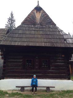 Múzeum oravskej dediny. Zuberec-Slovakia