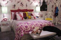 television decor - Set Decorators Society of America - Hanna's bedroom - Pretty little liars