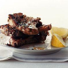 Rosemary Pork Chops Recipe - Epicurious & ZipList