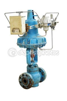Pneumatic valve — Stock Photo © ekipaj #63899911