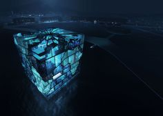The Water Cube / MVRDV