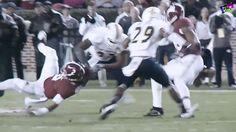 American Football College Football 16 Alabama vs Chattanooga SEC Football Highlights 16: http://youtu.be/606BEFCo0Xk?a  #usa  #americanfootball