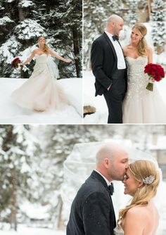 Winter Wedding in Vail, CO | COUTUREcolorado WEDDING: colorado wedding blog + resource guide