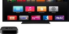 Apple – AppleTV – HD-indhold fra iTunes på dit fjernsyn.