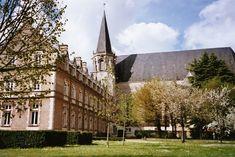 Abbaye Saint-Martin de Ligugé, Frankreich Pope Pius Ix, English Army, Saint Benoit, Society Of Jesus, Le Logis, Saint Georges, Poitou Charentes, Poitiers, Beaux Villages