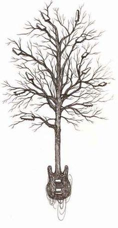 guitar tree << Fungtaitau