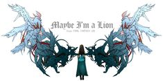 Maybe I'm a Lion by 魔王アブソるん