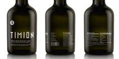 Timion Greek OliveOil - The Dieline -